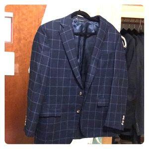 Paul Stuart lambswool/cashmere blazer